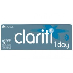 Clariti 1 Day Silicon-Hydrogel