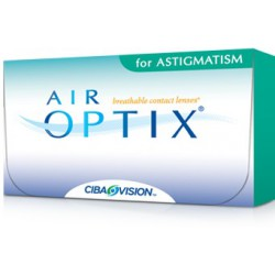Air Optix for Astigmatism (3 lenses)