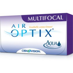 Air Optix Multifocal (3 lens)