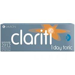 Clariti 1 Day Toric 56%