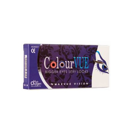 BigEyes ColourVUE (2 lenses)