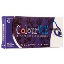 Coloured Contacts StarBurst (2 lenses)