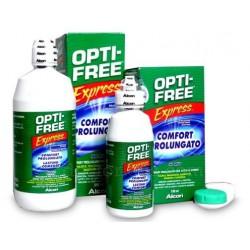 Opti-Free Express Eyecare