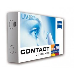 Coloured Contacts Zeiss (2 lenses)