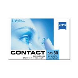 Месечна леща Contact Day 30 Air Silicone Hydrogel