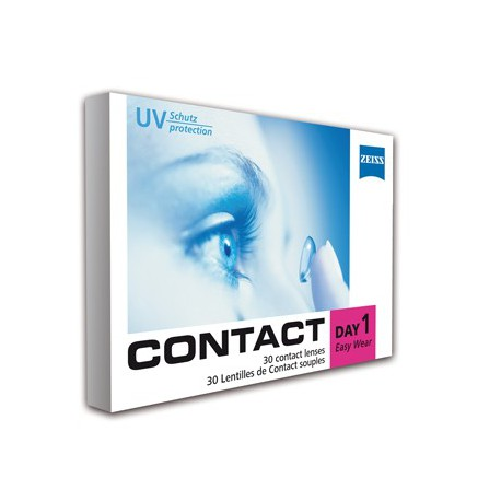 Daily Contact Day 30 1 Easy Wear Lenses