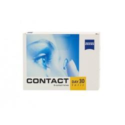 Торична леща Contact Day 30 toric (6 бр.)