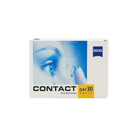 Торична леща Contact Day 30 toric