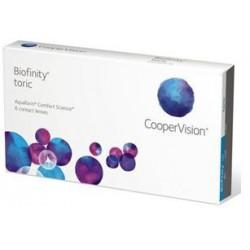 Biofinity Toric (3 lenses)