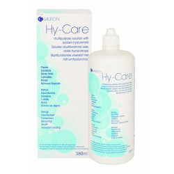 Lens care solution Hy-Care