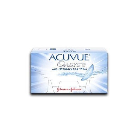 ACUVUE® OASYS™ with HYDRACLEAR™PLUS (6 лещи)