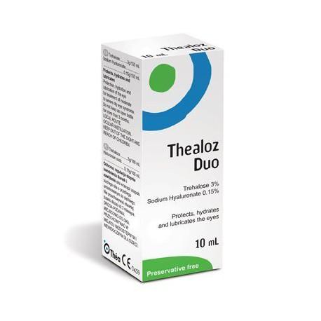Thealoz Duo  5 ml - изкуствена сълза