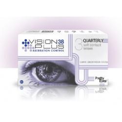 Vision 38 Plus Hydrogel
