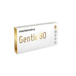 Gentle 80 месечна контактна леща