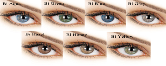 7602e5e9f483 Adore Bi Tone coloured contact lens